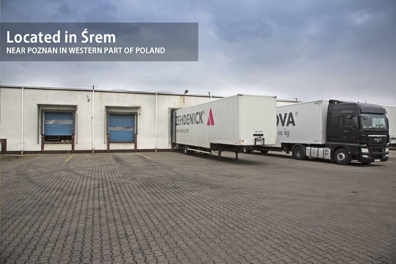 Location: near Poznan in Western part of Poland
